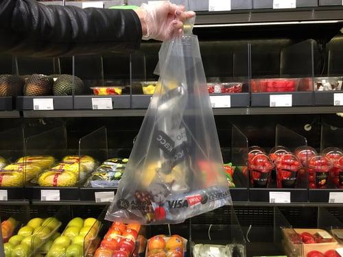 Azbuka-fresh food and bag